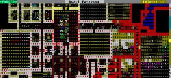 My longest-running fortress.